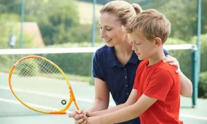 Three, Six or Twelve Group or Private Tennis Lessons for a Child or Adult at Ballwards Tennis Academy - Dubaisavers
