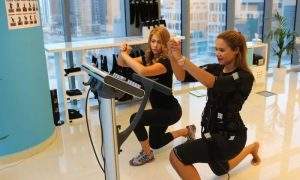 Electrical Muscle Stimulation at BodyTime EMS Fitness - Dubaisavers