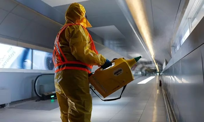 Sanitisation and Disinfection Service in Choice of Apartment with Brook Maids - Dubaisavers