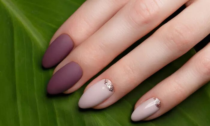 Classic Manicure and Pedicure with Optional Eyebrow and Upper Lip Threading at Beauty Garden Ladies Salon - Dubaisavers