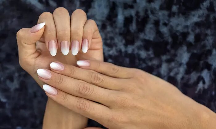 Classic or Gelish Manicure and Pedicure with Option on Foot Spa at Beauty Secret Ladies Salon - Dubaisavers