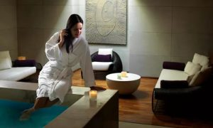 Spa Treatment and Pool Access for One or Two at The Spa at 5* InterContinental Dubai Marina - Dubaisavers