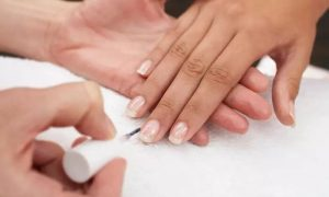 Classic or Gelish Mani and Pedi with Opt Foot Spa at Samarz Beauty Lounge @ 4* Novotel Hotel - Dubaisavers