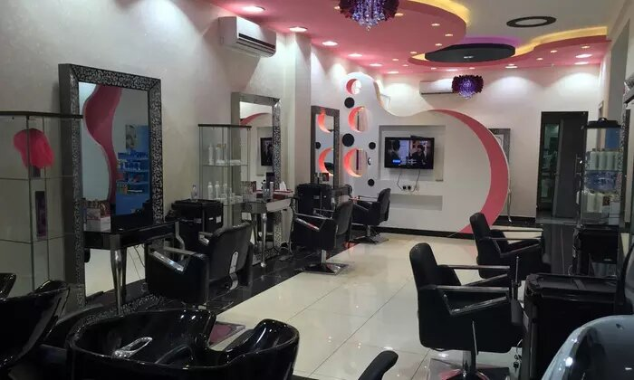 60-Minute Facial with Optional Blow-Dry and Classic Mani-Pedi at Nana Doll Ladies Beauty Center - Dubaisavers
