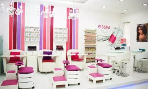 Wash, Blow-Dry, Condition and Optional Cut, or Root Touch-Up and Trim, Blow-Dry at Wish Nail Spa, Barsha - Dubaisavers