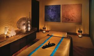 60-Minute Spa Treatment with Gym and Pool Access, and Optional Facial or Body Scrub at Saray Spa - Dubaisavers