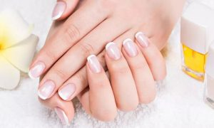 Acrylic or Gel Nail Extension with Regular or Gel Polish for Hands or Feet at Mad Lillies Salon - Dubaisavers