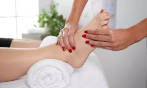 30-Minute Foot Reflexology with Optional Foot Paraffin Treatment at Wish Nail Spa, Barsha - Dubaisavers