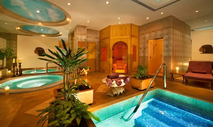 Spa Experience with Treatment and Spa Access for One or Two at Cleopatra's Spa - Dubaisavers