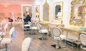 Choice of Nail Care Package at Pout Salon and Spa - Dubaisavers