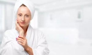 50-Minute Moroccan Bath or Facial Treatment or Both at French Hair Line Lady's Salon - Dubaisavers