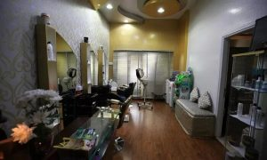 Moroccan Bath with Optional Body Scrub or with Body Scrub and Hair Spa at Mystery Angel Ladies Salon - Dubaisavers
