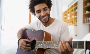 Guitar Basics or Music Theory Introduction or Full Course with Live Online Academy - Dubaisavers