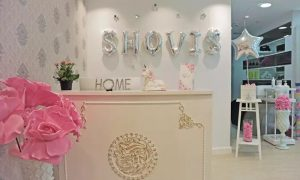 Classic or Gelish Mani-Pedi with Optional Blow-Dry at Shovi's Beauty Lounge - Dubaisavers