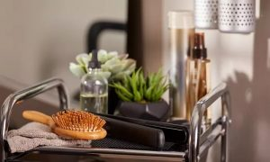 Choice of Hairstyling Package at Euphoria Ladies Beauty Lounge - Dubaisavers