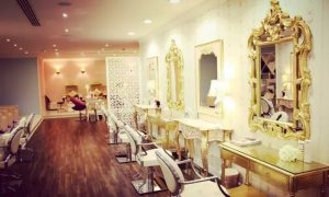 Up to Five Sessions of Wash and Blow-Dry or Blow-Dry and Hot Oil Treatment at Pout Salon and Spa - Dubaisavers