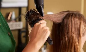 Cut and Blow Dry with Optional Full Head of Colour or Highlights at The Urban Cottage Ladies Salon and Spa - Dubaisavers