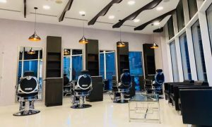 Haircut for Kids or Men with Optional Wash and Shave, Colour or Treatment at Sfizio Gents Salon - Dubaisavers