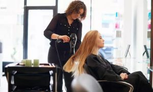 Choice of Hairstyling Package at Somay Beauty Salon at Chelsea Plaza Hotel - Dubaisavers
