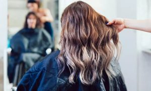 Hair Highlights with Optional Cut, Blow-Dry and Oil Treatment at Somay Beauty Salon at Chelsea Plaza Hotel - Dubaisavers