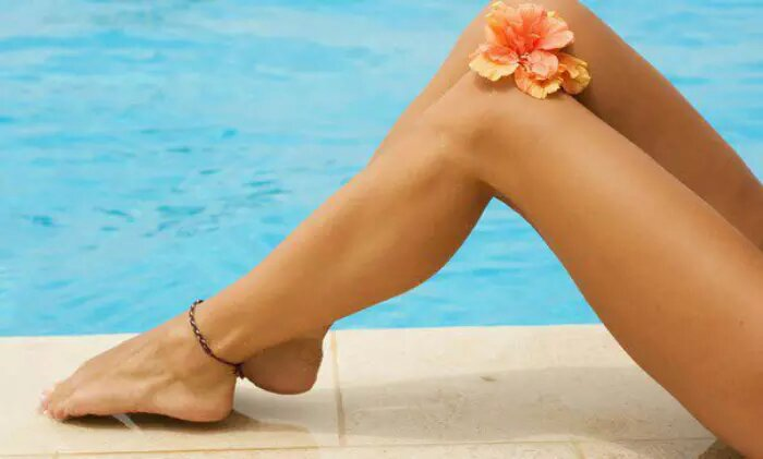 Legs, Arms and Underarms or Full Body Waxing with Optional Manicure or Pedicure at Face2Face Beauty Salon - Dubaisavers