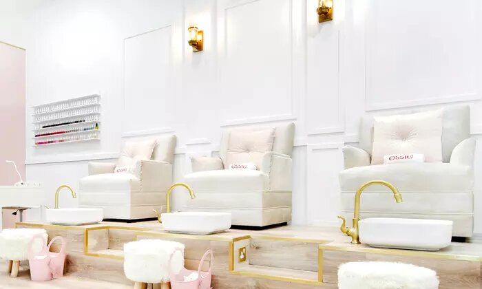 Arm, Leg and Underarm Waxing, or Full-Body Waxing with Optional Face Threading at File and Style Beauty Salon - Dubaisavers
