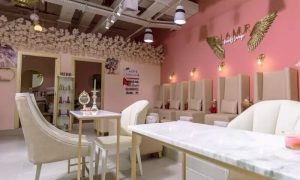 Wax on Three Areas or Full-Body Wax with Optional Brow Threading at La Mur Beauty Lounge - Dubaisavers