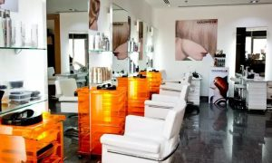 Haircut or Root Touch-Up or Both, or Full Hair Colour with Blow-Dry at Beauty Within, Dubai Marina - Dubaisavers