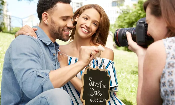 Couples Photoshoot with Up to Five Images on USB Stick at Shay Photography - Dubaisavers