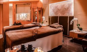 Choice of Spa Treatment with Optional Pool Access at The Spa at 5* The Meydan Hotel - Dubaisavers