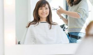 Hair Cut, Wash and Blow-Dry or Full or Hair Roots Colour with Blow-Dry at Suzan's Beauty Salon - Dubaisavers