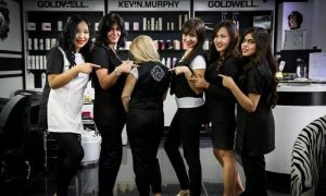 Hair Trim, Wash and Quick Dry with Optional Colour, Braiding, or Extension at Black and White DMCC - Dubaisavers
