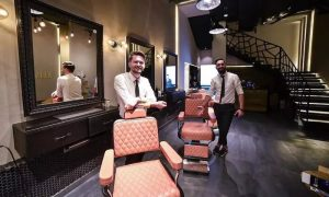 Up to AED 300 Toward Men's Grooming Services at Bristles and Mane - Dubaisavers