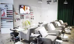 Classic or Gel Manicure and Pedicure with Optional Foot Reflexology at Bespoke Beauty Studio - Dubaisavers