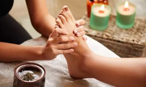Reflexology or Choice of 60- or 90-Minute Spa Treatment for One or Two at 5* Tal Spa The Palm - Dubaisavers