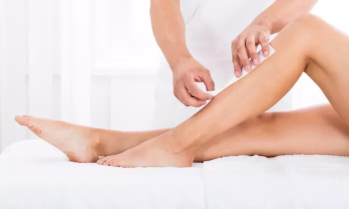 Full-Arm, Leg and Underarm Wax, or Full-Body Wax with Optional Threading or Full-Face Wax at Mirrors Beauty Lounge - Dubaisavers