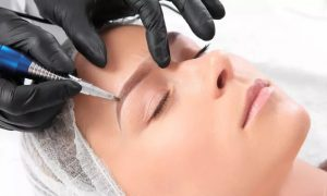 Eyebrow or Eyelash Lamination with Lifting, Colour and Eyebrow Threading at Anjelika's Beauty Salon - Dubaisavers