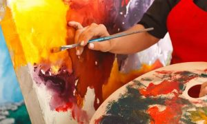 Watercolour Painting or Sketching Online Course from International Open Academy - Dubaisavers