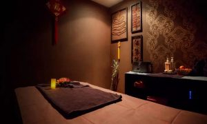Spa Treatment with Optional Pool Access for One or Two at Thai Chi Spa at 4* Byblos Hotel - Dubaisavers