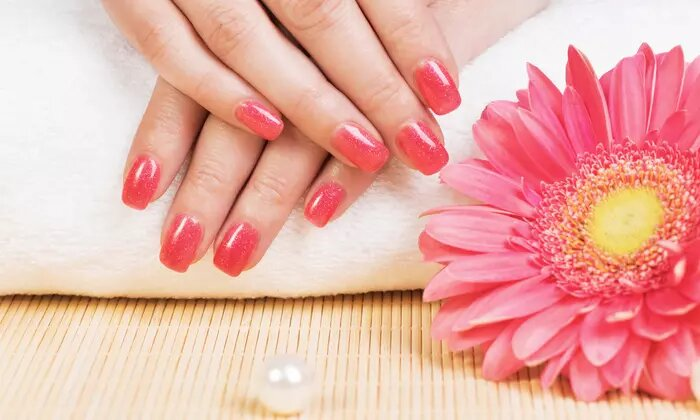 Classic or Gelish Manicure and Pedicure at Modern Women Beauty Saloon - Dubaisavers