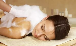 Choice of Pamper Package for One or Two at Real Touch Beauty Center - Dubaisavers