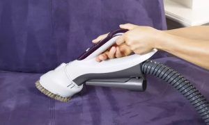 Steam or Foam Cleaning for Sofa of Up to Four Seaters with Crisp N Clean Laundry - Dubaisavers