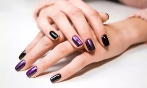 Choice of Basic or Gelish Manicure or Pedicure, or Hair Wash and Blow-Dry at Els Beautique Salon - Dubaisavers