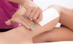 Waxing Package with Optional Brow and Lip Threading at Lengths and Lashes Ladies Beauty Salon - Dubaisavers