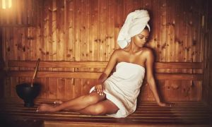 Moroccan Bath with Optional Face Mask at Azure Spa - Dubaisavers