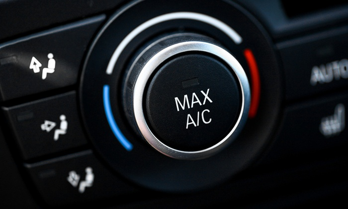 Car Air Conditioning Service from Manchester Tyre Trading - Dubaisavers