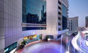 One-Night Stay for Two Adults and One Child with Breakfast and Option for Dinner at Cassells Al Barsha Hotel Dubai - Dubaisavers