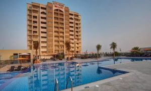 1-Night Stay for Up to 3 Adults and 1 Child at City Stay Beach Hotel Apartments RAK - Dubaisavers