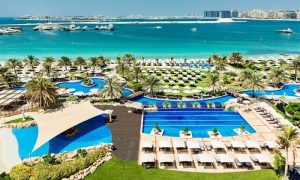 Child or Adult Pool and Beach Access for Up to Four at Club Mina at 5* Le Meridien Mina Seyahi - Dubaisavers