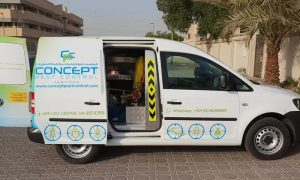 Pest Control for Up to Five-Bedroom Apartment or Up to Five Bedrooms in Villa from Concept Pest Control - Dubaisavers